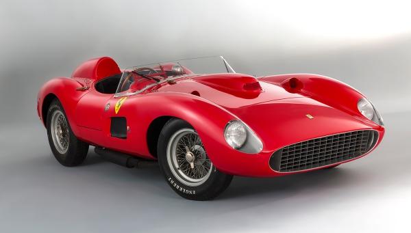 335 S Spider Scaglietti 1957