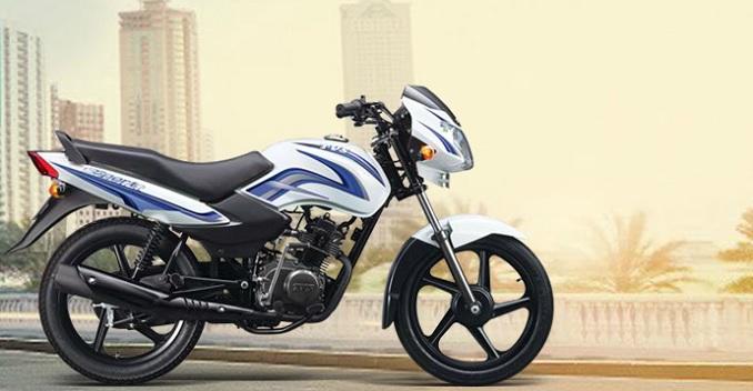 Esta moto cuesta 500? y gasta 1 litro a los 100Km