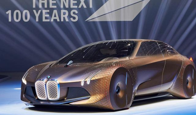El revolucionario BMW Vision Next 100