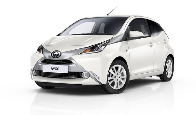 toyota aygo x pure. Black Bedroom Furniture Sets. Home Design Ideas