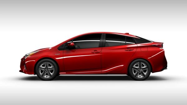 Toyota Prius 4, un vehículo ecológico
