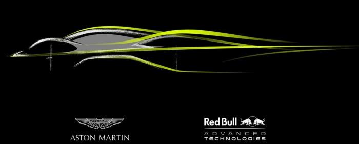 Aston Martin y Red Bull se alían para construir un hiperdeportivo