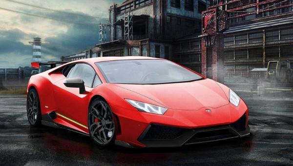 Llegada inminente del Lamborghini Huracan Superleggera