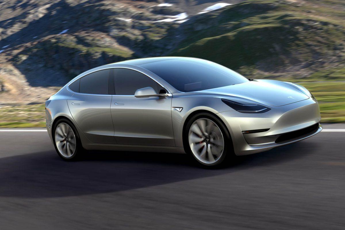 Tesla Model 3, la revoluci�n est� en marcha