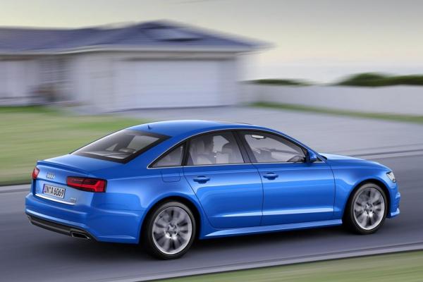 Las nuevas versiones de Audi A6 y Audi A7