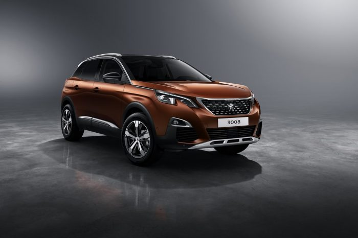 Nuevo Peugeot 3008: la revolución francesa