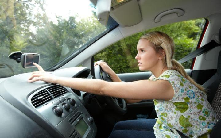 Hyundai Las Cruces >> GPS en el parabrisas y el riesgo de accidentes