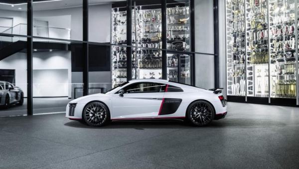 Audi R8 Sélection 24H