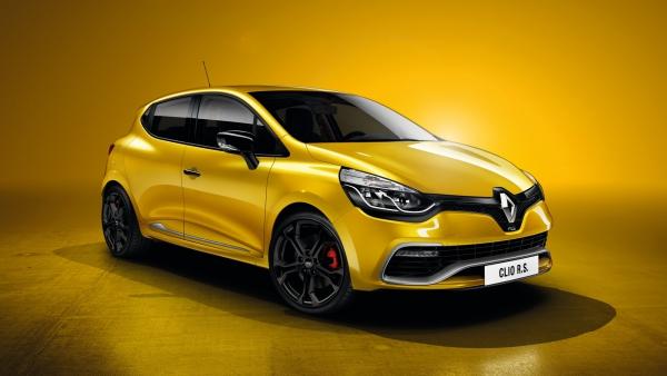 Renault Clio R.S, una versión radical para el GP de Mónaco