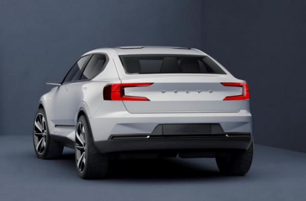 Volvo desvela los futuros XC40 y S40