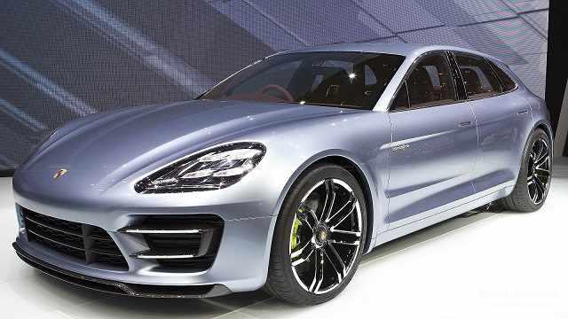 Nuevo Porsche Panamera: ópticamente más cerca del 911