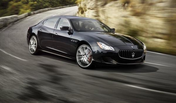 Maserati Quattroporte, un vehículo revisado al detalle