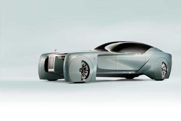Rolls-Royce 103EX Concept