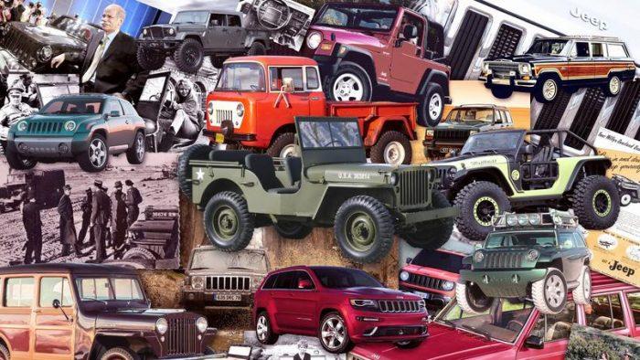 El Jeep cumple 75 años