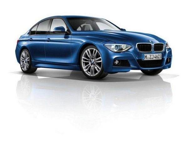 BMW Serie 1 Berlina