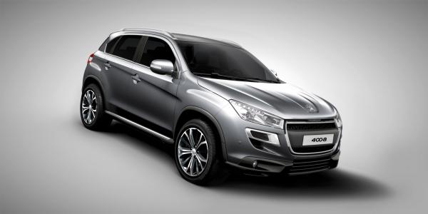 Nuevo Peugeot 3008, en China se llamará Peugeot 4008