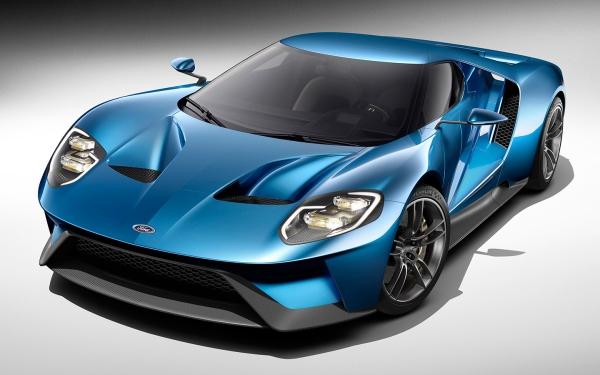 Un Ford GT en edici�n limitada para celebrar la victoria de Le Mans