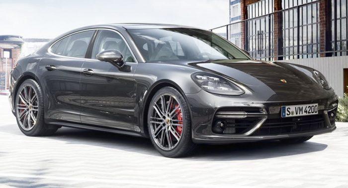 Porsche Panamera 2017: el deportivo de lujo