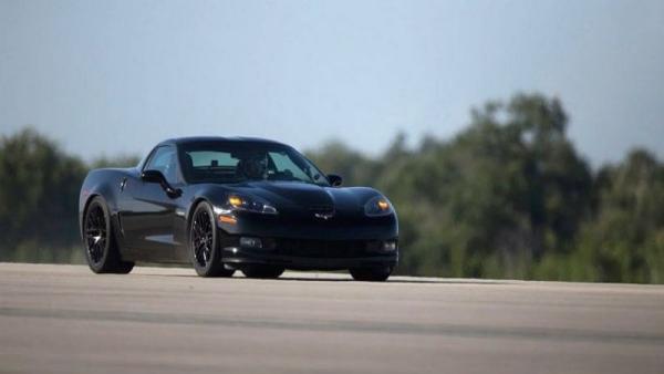 Corvette GXE