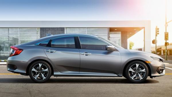 Nuevo Honda Civic 2016, la versi�n americana