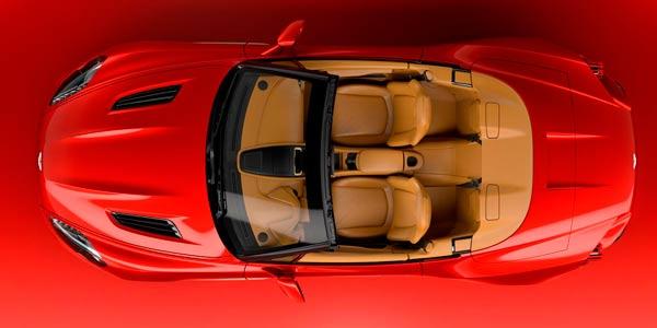 El nuevo Aston Martin Vanquish Zagato Volante