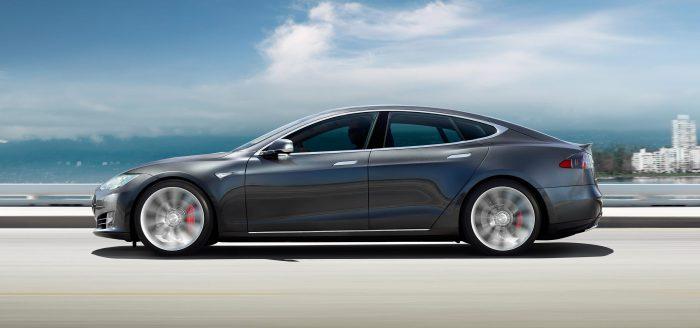 El nuevo Tesla es el coche con m�s aceleraci�n del mercado