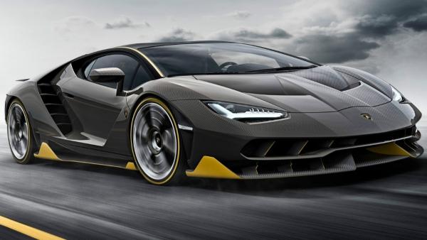 Lamborghini Centenario, el roadster desvelado en Pebble Beach
