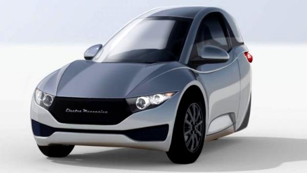 El nuevo Electra Meccanica Solo