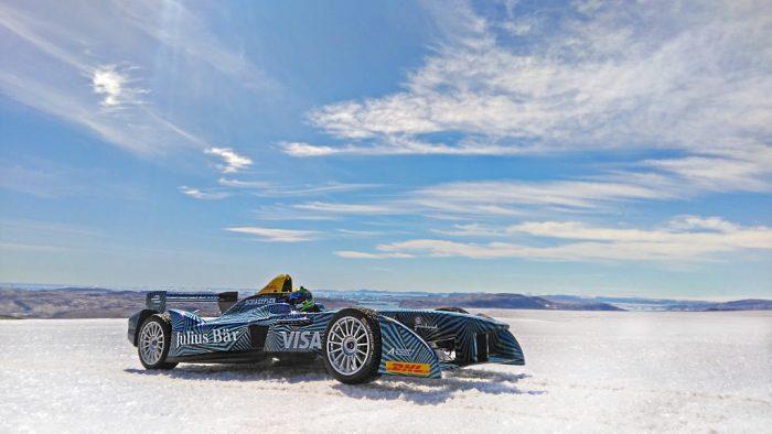 La Fórmula E llega al Polo Norte (vídeo)