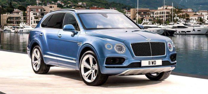 Bentyaga V8 diesel, Bentley descubre el diesel