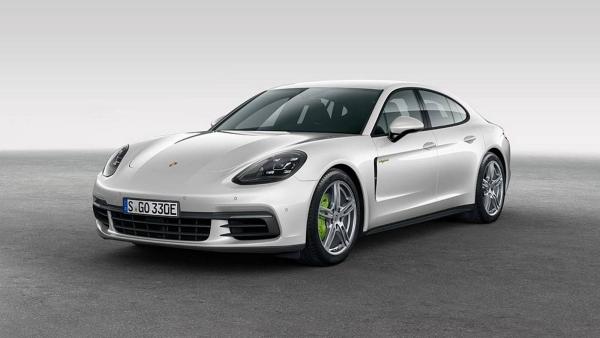 Porsche desvela el Panamera Híbrido