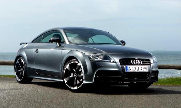 Nuevo Audi TT S Line Competition, mayor deportividad