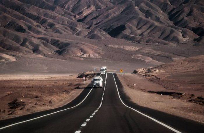 Carretera Panamericana, la ruta en coche m�s larga del mundo