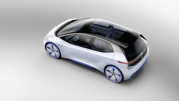 El nuevo I.D., el coche eléctrico revolucionario de Volkswagen