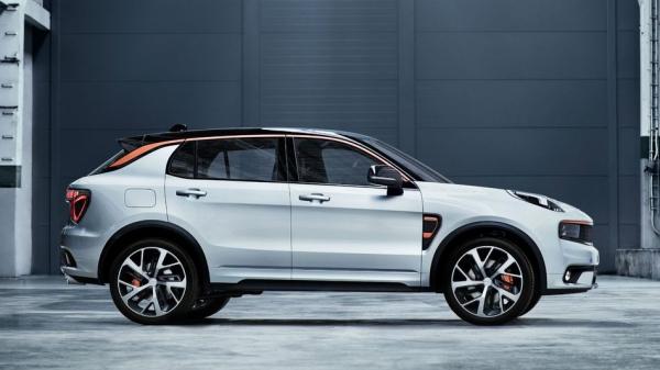 Lynk & Co, el Volvo chino menos caro y m�s conectado