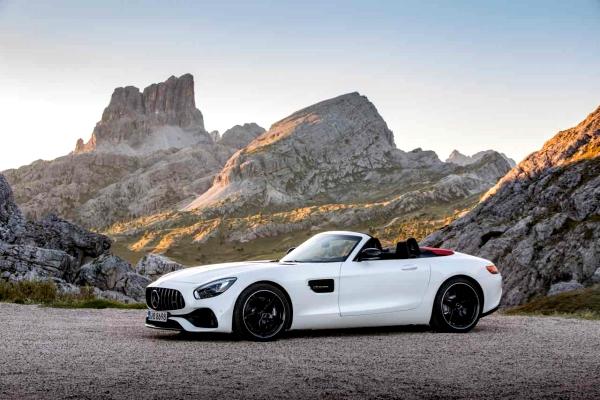 Mercedes-AMG GT Mille Miglia, un homenaje a Stirling Moss