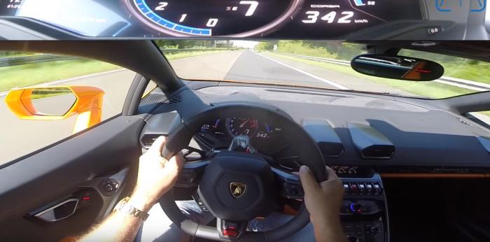 pov-342-km-h-lamborghini-huracan-akrapovic-insane-autobahn-acceleration-top-speed-drive-sound-youtube