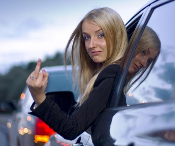 Las mujeres se irritan m�s al volante, un estudio lo demuestra