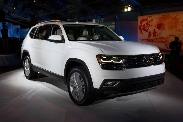 Volkswagen Atlas: llega el SUV de 7 plazas