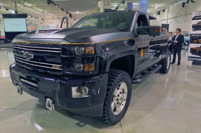 Chevrolet hace equipo con Carhartt para una espectacular versi�n del Silverado