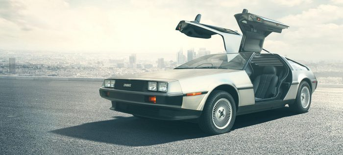 ¡Ya puedes reservar tu DeLorean DMC-12!