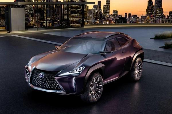 Nuevo Lexus UX Concept, un digno sucesor del CT200h