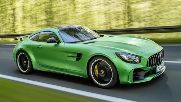 Mercedes-AMG GT-R, un bólido impresionante