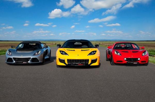 La marca de vehículos Lotus prepara un SUV para 2022