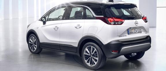 Opel Crossland X ? se acabaron los monovolumenes