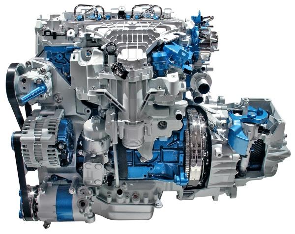 Motor-diesel
