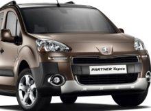 Peugeot Partner Tepee electrico