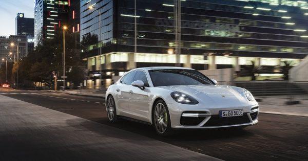 Porsche Panamera V8 Turbo S E-Hybrid