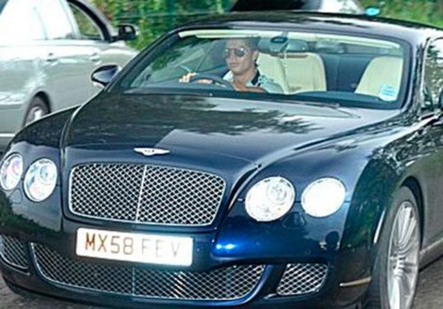 Bentley Kmph