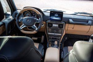 MercedesG 650 Landaulet; Press Test Drive South Africa 2017; Exterieur: designo Mystic White bright, fuel consumption combined: Kraftstoffverbrauch kombiniert: 17; 0 l/100 km. CO2-Emissionen kombiniert: 397 g/km